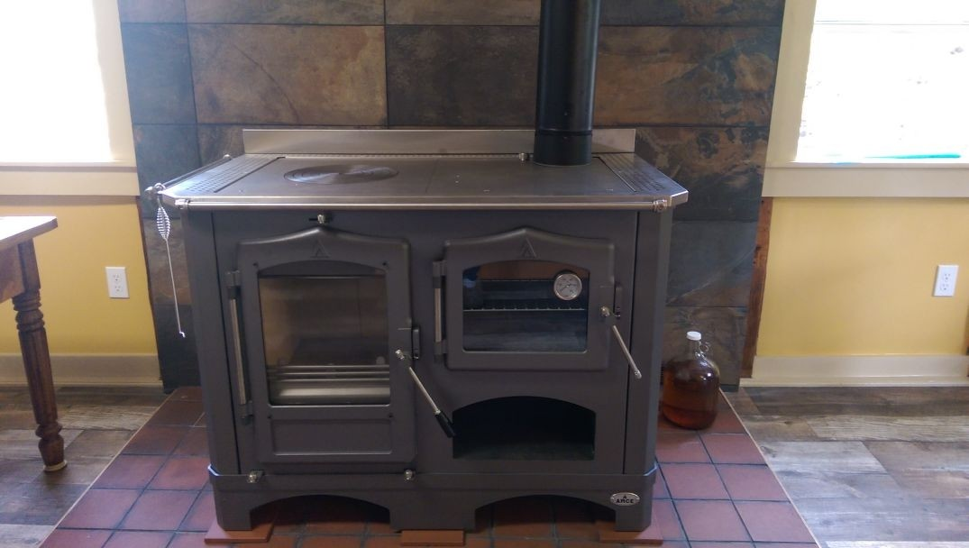 Image Result For Wood Stove Installation
