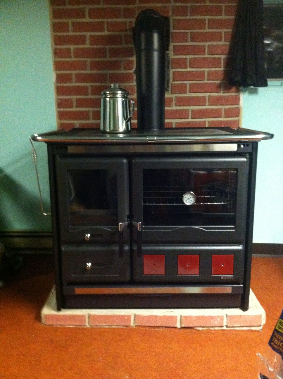 Wood Burning Cook Stove La Nordica Quot Rosa Xxl Quot