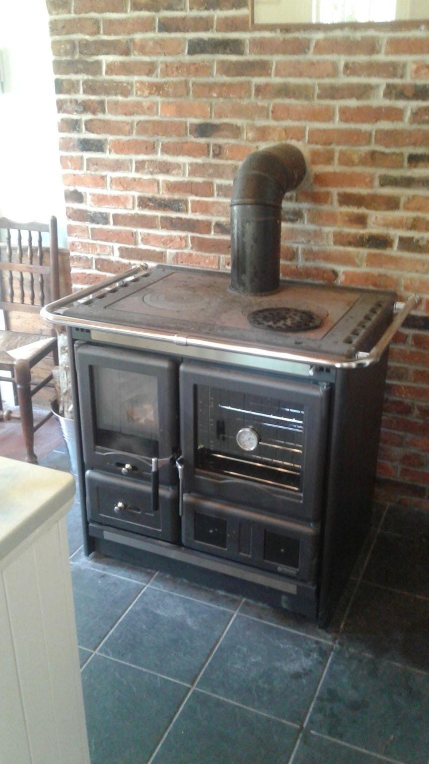 Wood Burning Cook Stove La Nordica Quot Rosa L Quot