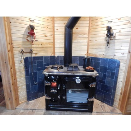 Lacunza Clasica Wood Stove